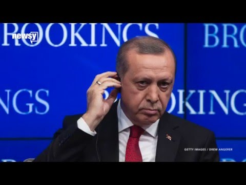 Write A Dirty Poem About Turkey's President And Win About $1,500 - Newsy