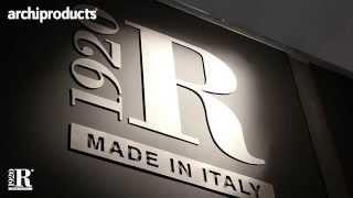 RIVA1920 | Maurizio Riva | Archiproducts Design Selection - Salone del Mobile Milano 2015