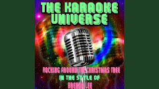 Rocking Around The Christmas Tree Karaoke Version In The Style Of Brenda Lee