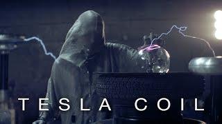 Cymatics Tesla Coil Music