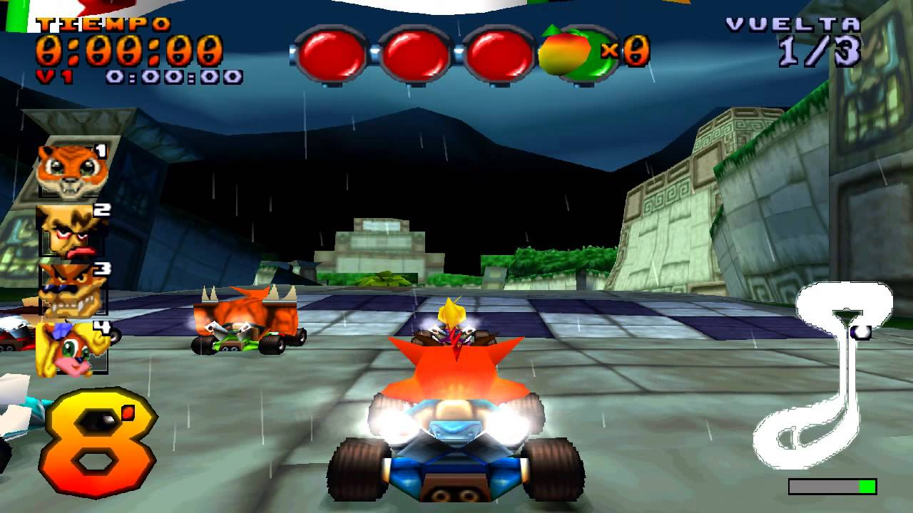 Crash Team Racing [Megapost]