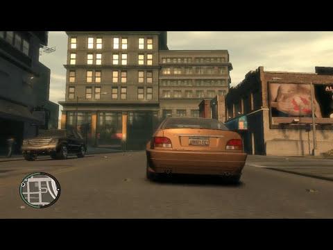 GTA IV Gameplay Test HD