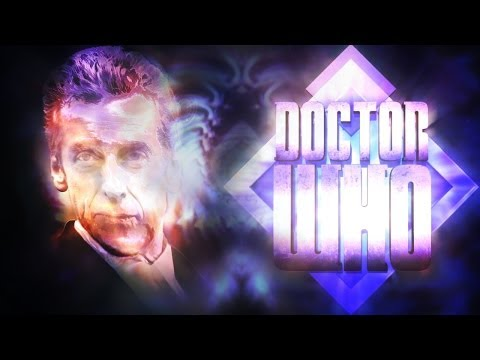 Doctor Who | Series 8 Title Sequence - Peter Capaldi - Hd video