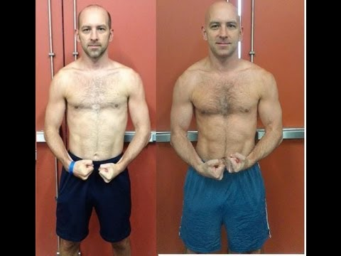 BEACHBODY Body Beast Transformation:  90 Day Results