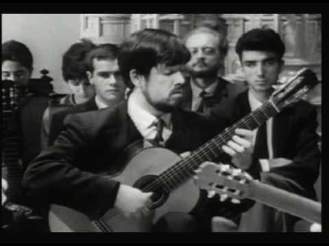 Andrés Segovia (Master Class 1965) with Oscar Ghiglia