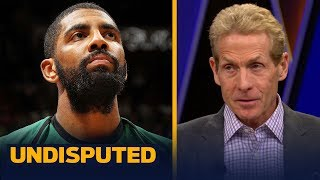 Skip Bayless says Kyrie Irving apologizing to LeBron was a message to the Celtics | NBA | UNDISPUTED