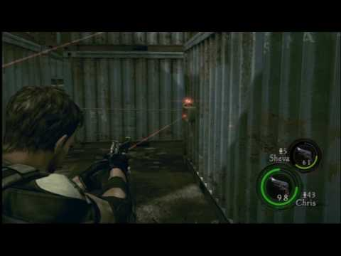 Resident Evil 5 Walkthrough Rebel 3 Take 2 Part 1 Yoink!