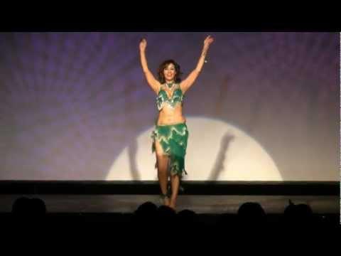 "RANDA KAMEL ""EL EIH BESALOUNI"" 2ND ORIENTAL PASSION FESTIVAL GREECE 2011 : египетские ночи"