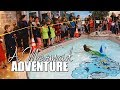 A Mermaid Adventure and Swimming in Hope, BC!