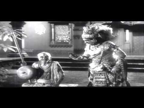 Maya Bazar (1957) Movie | Oldman Singing Slokam | NTRANRSVRSavitri...