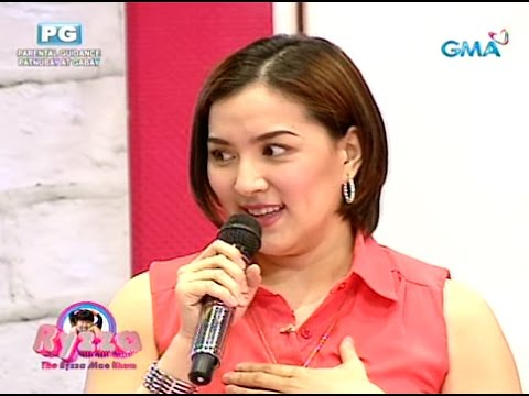 Ara Mina reunites with her first love