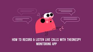 How to spy, listen and record phone calls with TOS call spy app | TheOneSpy call recorder