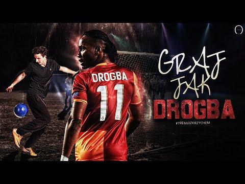 odc.16: Graj jak Didier Drogba #TRENUJzKRZYCHEM