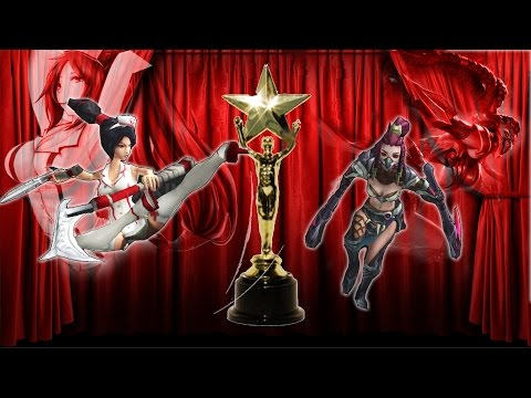 League of Legends: Award show Akali