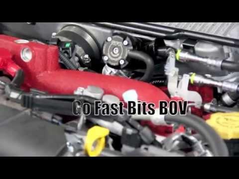 Go Fast Bits BOV 2015 STI