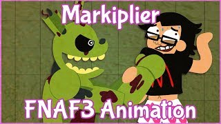 Markiplier Animated - FNAF3/TEA PARTY AT FREDDY'S