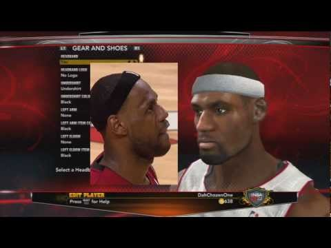 Lebron James With A Hairline in NBA 2K13? Step it up @2KSports @Ronnie2K