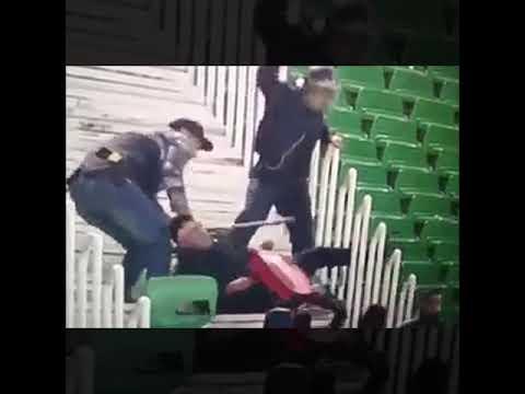 ALGÉRIE FOOTBALL : supporters tabassé par des policiers 🔞