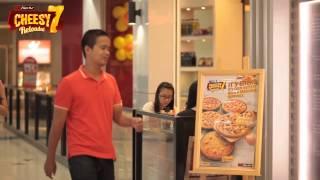 Pizza Hut Cheesy 7 Reloaded - Abang Nara (Beautifulnara.com)