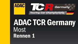ADAC TCR Germany Rennen 1 Most DEUTSCH