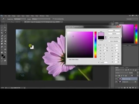 HOW TO MAKE LOGO OR WATERMARK IN PHOTOSHOP CC