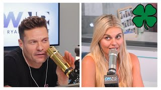 Tanya Rad Gives an Update on Relationship Status With Lucky Charms | On Air With Ryan Seacrest