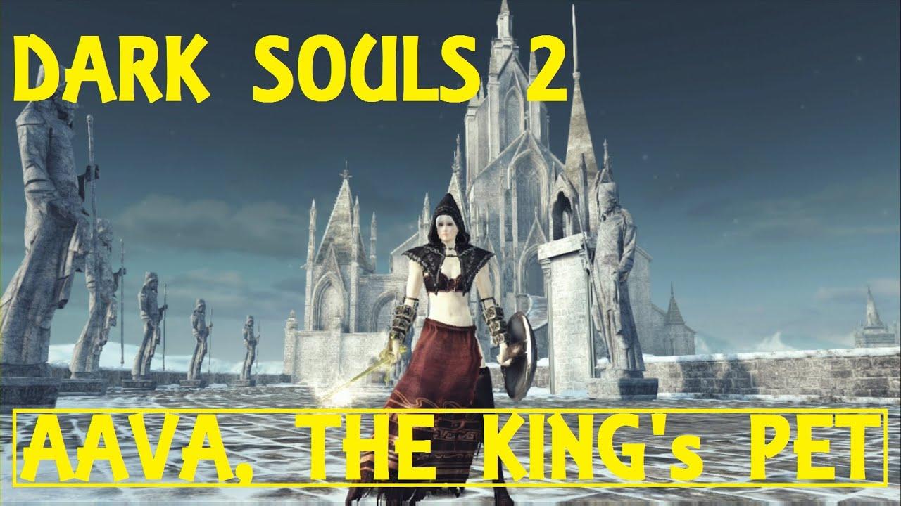 Dark Souls 2 Aava