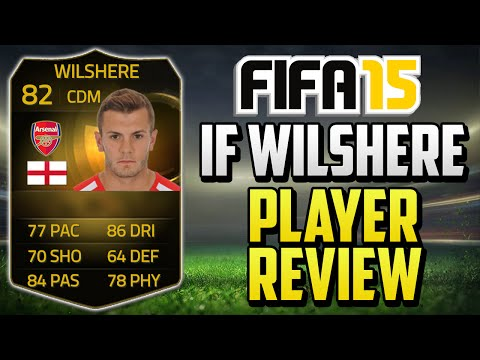FIFA 15 IF Wilshere (82) Player Review w/ In Game Stats & Gameplay - Fifa 15 Player Review