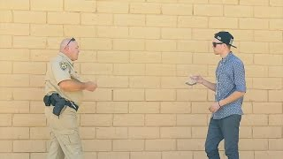 SELLING WEED TO COPS PRANK - REAL OR FAKE? | What's Trending Now!