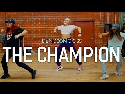 The Champion - Carrie Underwood ft. Ludacris | Donyelle Jones Choreography | DanceOn Class