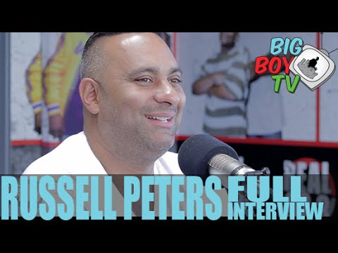 Russell Peters Speaks On Trevor Noah, The Ashley Madison Hack, And More! (Full Interview) | BigBoyTV