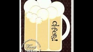 Happy Hour - Beer Mug Card