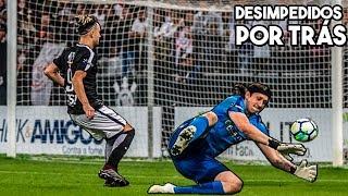 O dia que o Fred foi ameaçado na Arena Corinthians!