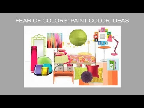 how to choose paint colors that go together interior decoration youtube