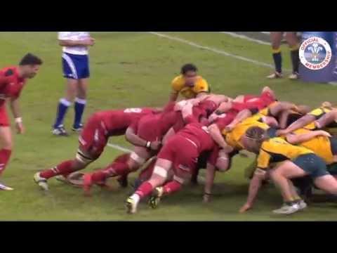 Wales 28-33 Australia highlights