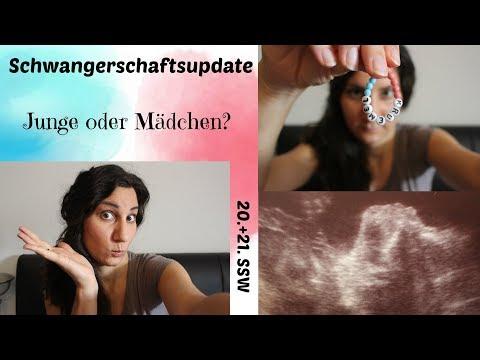 Schwangerschaftsupdate: Junge oder Mädchen? - 20.+21. SSW - Annes Neuland