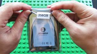 Unboxing Alfawise 256GB SSD 2.5 inch SATA 3.0 Solid State Drive
