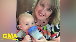 Woman delivers own grandchild -- and not for the 1st time | GMA