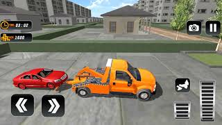Tow Truck Car Simulator 2019: Offroad Truck Games By Nitro Games Production