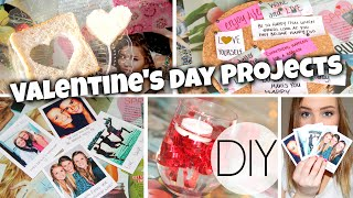 4 DIY Projects To Make On Valentine