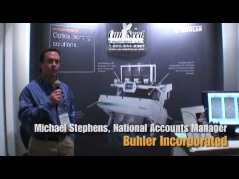 From the Floor - Michael Stephens of Buhler