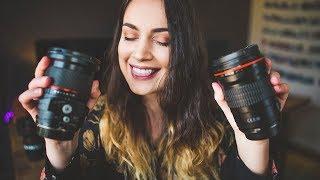 ALL My Lenses! Sigma, Canon, Samyang, 24mm, 35mm, 50mm, Tilt Shift and MORE!