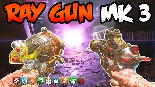 "BLACK OPS 3 ZOMBIES ""GOROD KROVI"" RAY GUN MARK 3 PACK A PUNCH GAMEPLAY! (BO3 GOROD KROVI GAMEPLAY)"