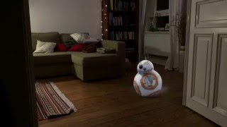 Star Wars effects with iPhone and Action Movie FX app