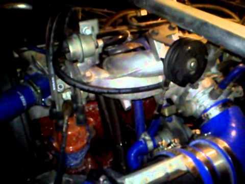 Ujevn Gange Tomgang 242 Turbo