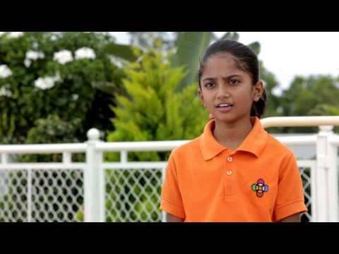 Happy India Day: National Anthem By The School Of India, Bangalore video