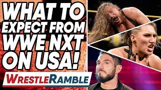 What To Expect From WWE NXT On USA Network! WWE NXT Sept. 11, 2019 Review | WrestleTalk