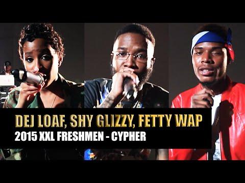 2015 XXL Freshman Cyphers