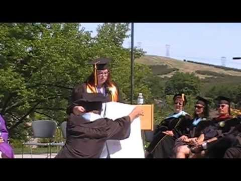 2012 Outstanding Graduate Speech - Columbia Gorge Community College