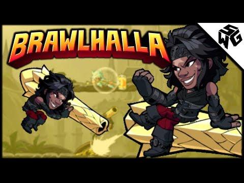 Diamond Ranked Sidra 1v1's - Brawlhalla Gameplay :: Something